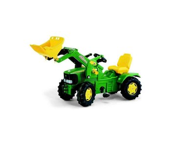 Rolly toys Xtrac Groen met lader