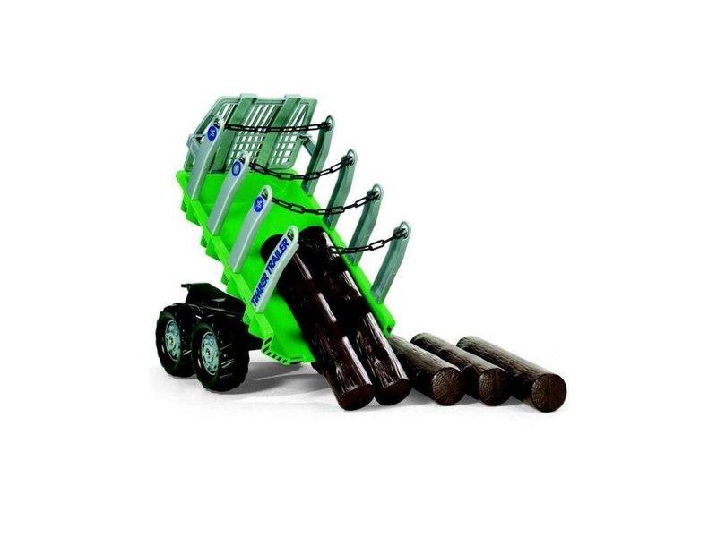 Rolly toys Aanhanger met boomstammen
