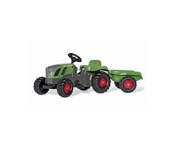 Rolly toys ROLLYKID FENDT 516 VARIO MET AANHANGER