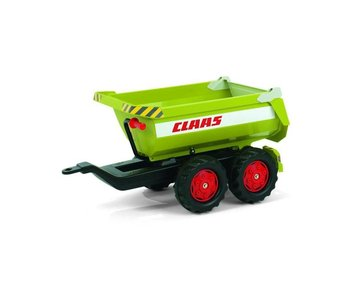 Rolly toys Claas halfpipe trailer