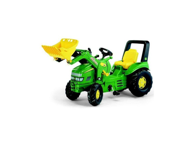 Rolly toys X-Trac John Deere traptractor.