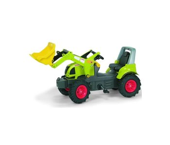 Rolly toys Claas 640 met lader op luchtbanden