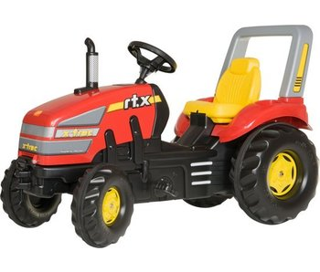 Rolly toys Xtrac Traptrekker Rood