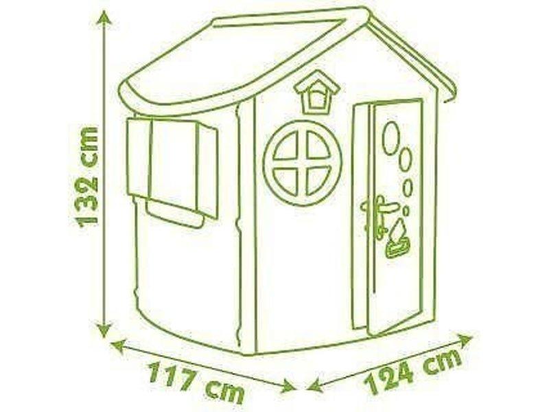 Smoby Speelhuis  Smoby Jura Lodge 2021