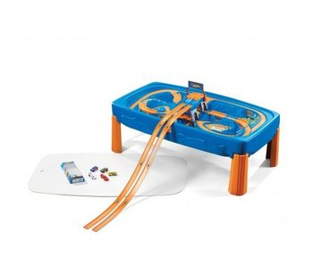 Step2 Hot Wheels Car & Track Circuit