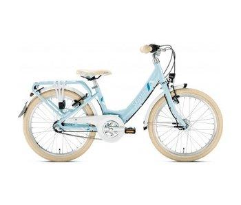Puky Kinderfiets Skyride 20 inch Aluminium Blauw 3 versnellingen