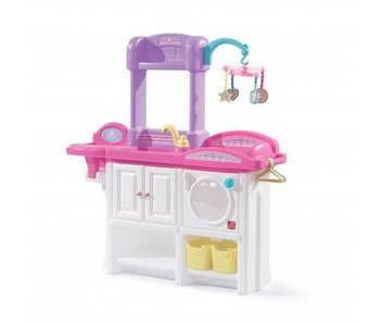 Step2 Love and Care Deluxe babykamer