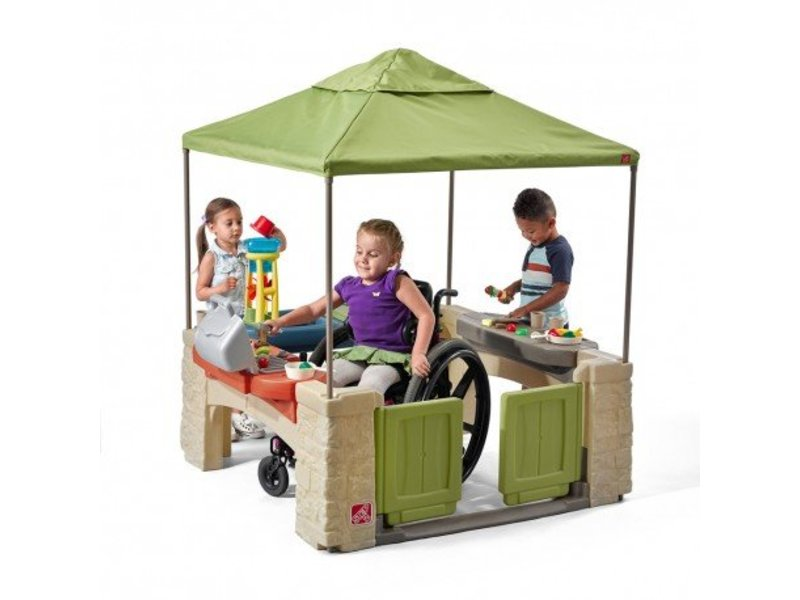 Step2 All Around Playtime Patio with Canopy ...