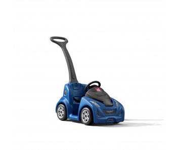 Step2 Push Around Buggy GT (blauw)