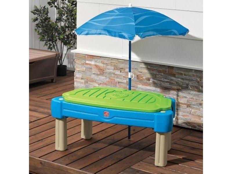 Zand Water Tafel : Step cascading cove zand a water tafel outdoorspeelgoed bijna