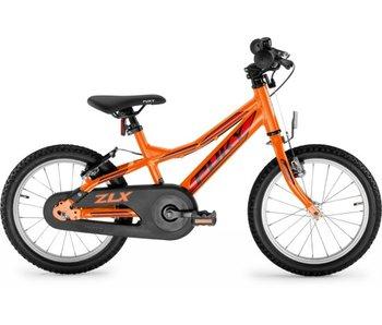 kinderfiets ZLX race 16 inch oranje