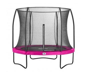 Salta Comfort Edition roze 251cm inclusief gratis trapje