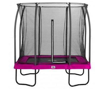 Salta rechthoekige comfort edition roze 153X214 cm