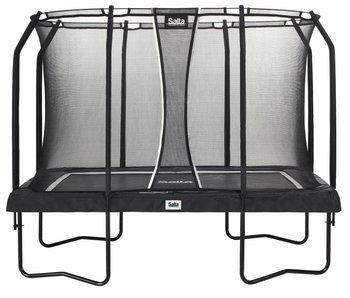 Salta rechthoekige trampoline premium black edition 214X305