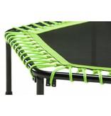 Salta fitness trampoline 140 cm oranje of groen