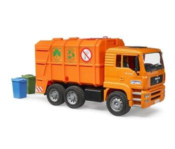 Bruder MAN vuilniswagen