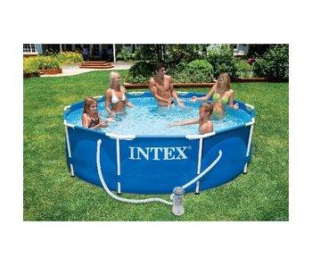 Intex Metal Frame Pool 305x76