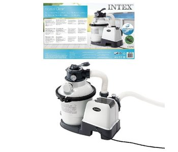 Intex Krystal Saltwater System