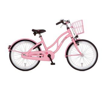 Alpina Ocean happy pink matt 20 inch meisjesfiets (nieuwe kleurstelling 2019)