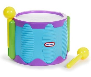 Little Tikes Baby Tap-A-Tune Drum Paars