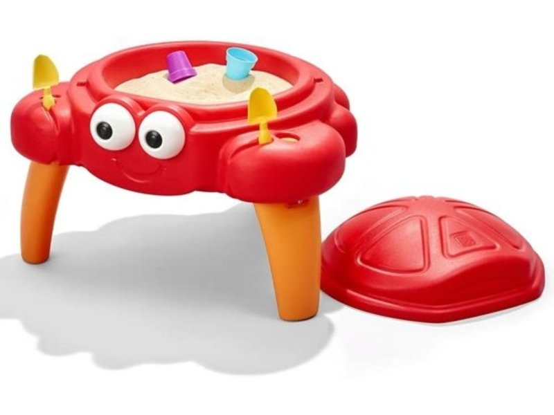 Little Tikes Crabbie sand table