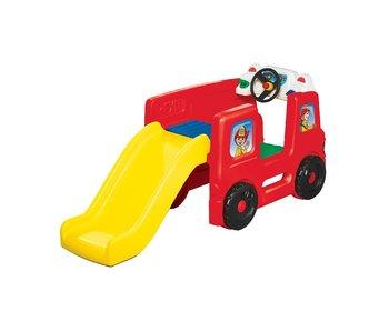 Little Tikes Brandweerwagen Activity Gym met Glijbaan