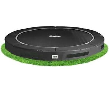 Salta Inground excellent trampoline - zwart (o 366 cm)