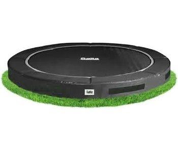 Salta Inground premium trampoline - zwart (o 366 cm)