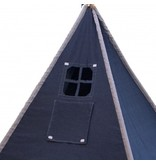 Sunny Nautic Teepee Speel Tent