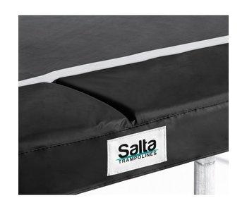 Salta trampoline rand rechthoekig - antraciet (lxb 214 x 305 cm)