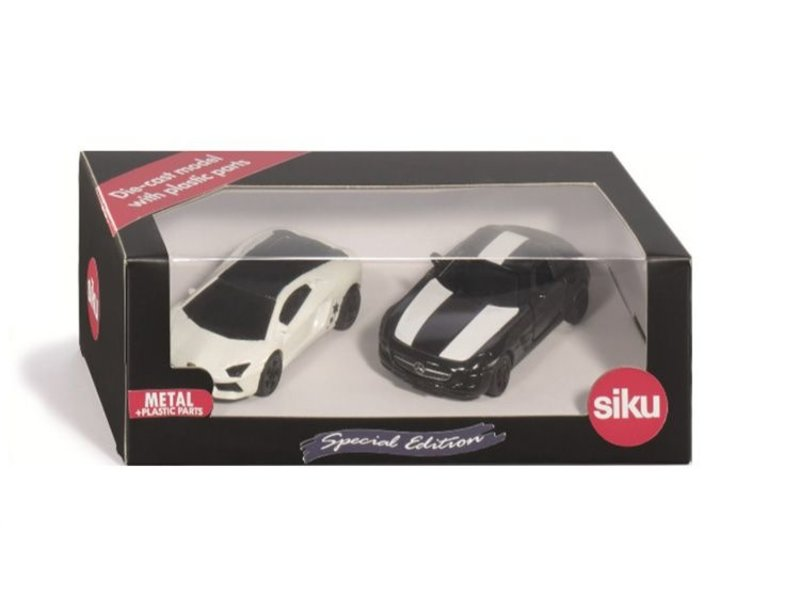Siku Black & White  6308