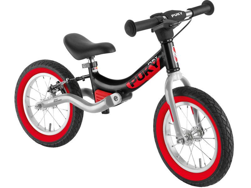 Puky  LR Ride Learner Bike met Handrem Zwart