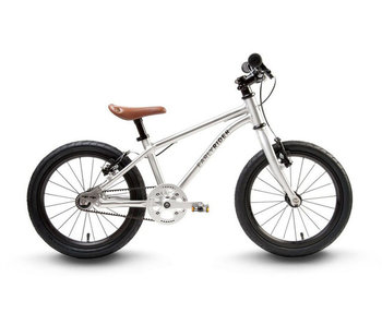 "Early Rider Belter Urban 16"" Fiets Kinderen, brushed aluminum (2019)"