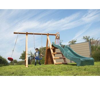 Woodvision Hillhout Douglas /  Speeltoestel / Tamarin / Groen geïmpregneerd
