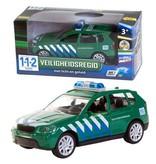 112 Serie  veiligheidsregio auto met licht en geluid