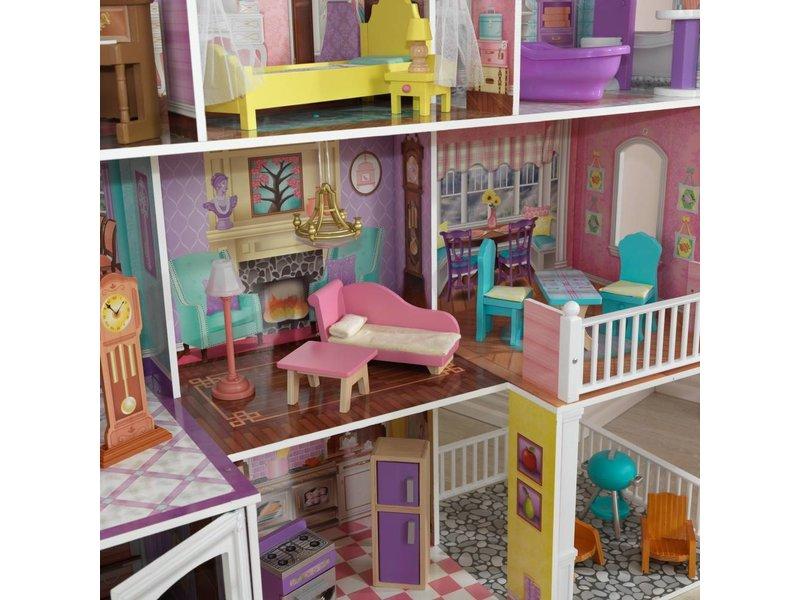 KidKraft Poppenhuis Country Estate Barbiehuis