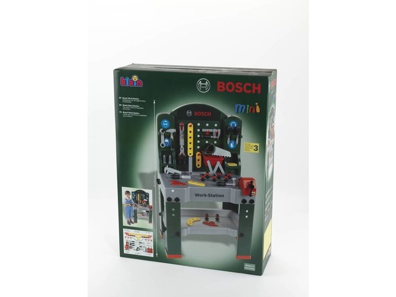 Bosch  Speelgoed Werkbank