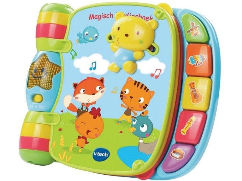 VTech Baby Magisch Liedjesboek Roze - Interactief Muziekboek