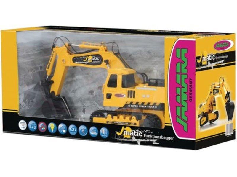Jamara Bagger Liebherr R936 1:20 2,4G Bestuurbare Kraan