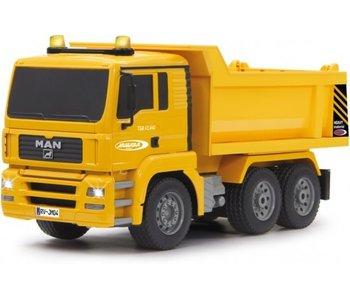 Jamara MAN kiepwagen 2,4GHz 1:20 Betsuurbare vrachtwagen