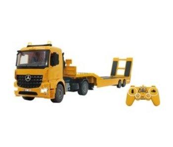 Jamara Mercedes Arocs dieplader 2,4Ghz 1:20 Bestuurbare  Vrachtwagen