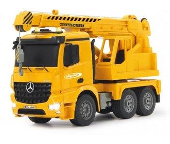 Jamara Mercedes Arocs kraan 2,4G 1:20 Bestuurbare vrachtwagen