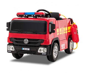 Elektrische brandweerauto 12v