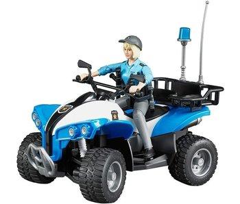Bruder landvoertuig model Voorgemonteerd Terreinwagen miniatuur 1:16