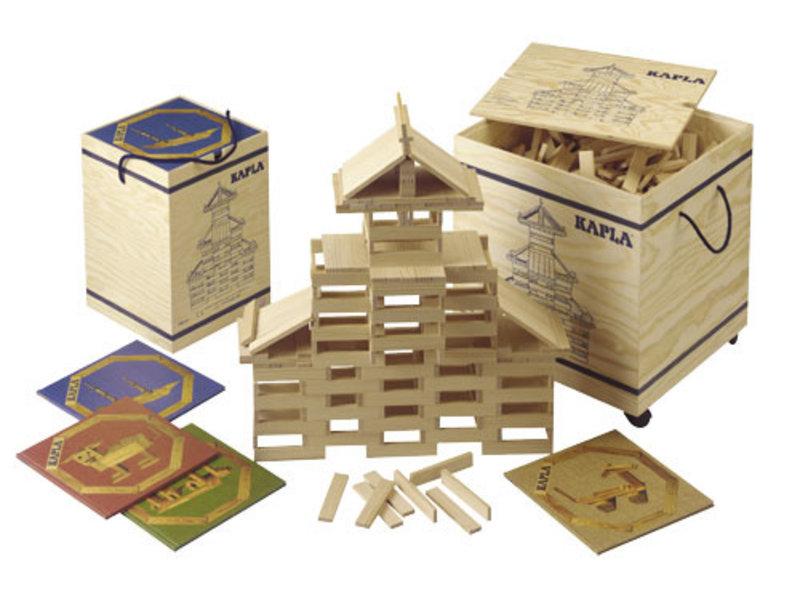Kapla Voorbeeldboek Dieren en constructies