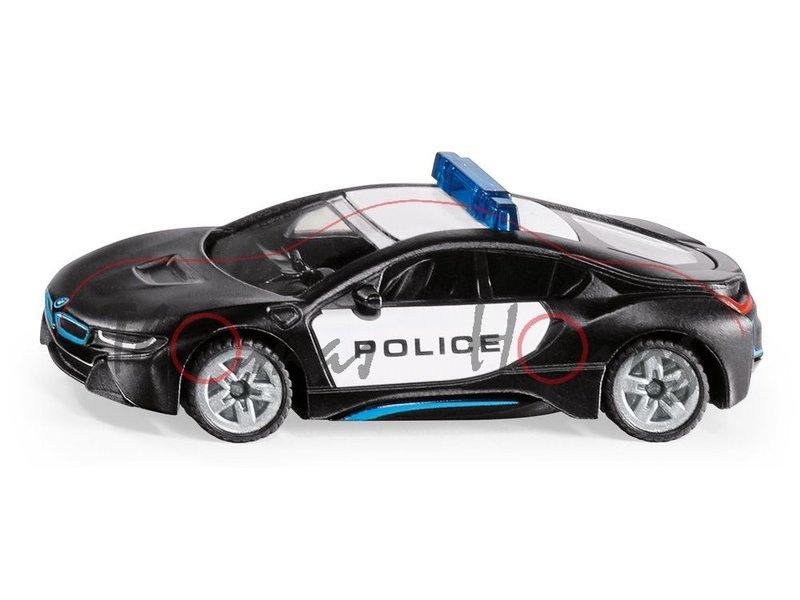 Siku BMW i8 Coupé US-Police