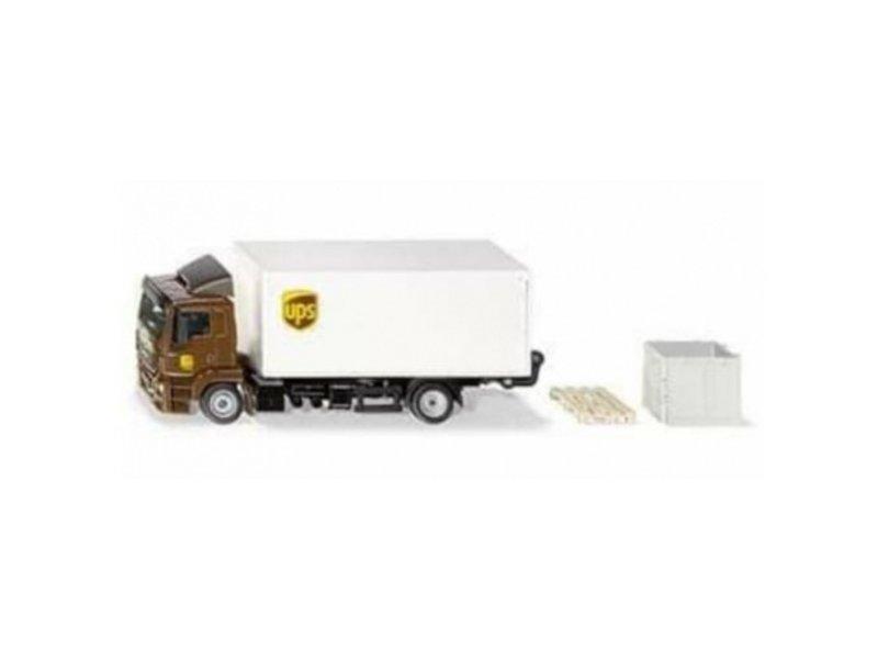Siku MAN TGS UPS Vrachtwagen 1997