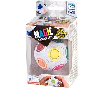Magic Puzzel Clown Games Magic Rainbow Ball
