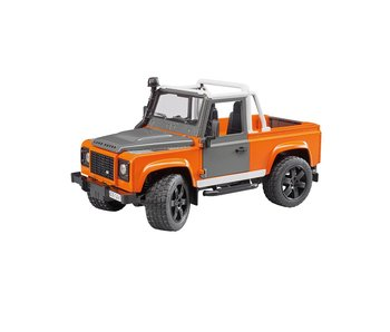 Bruder Land rover defender Pick-up