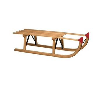 Nijdam Houten Slee Davos 100cm - Slee